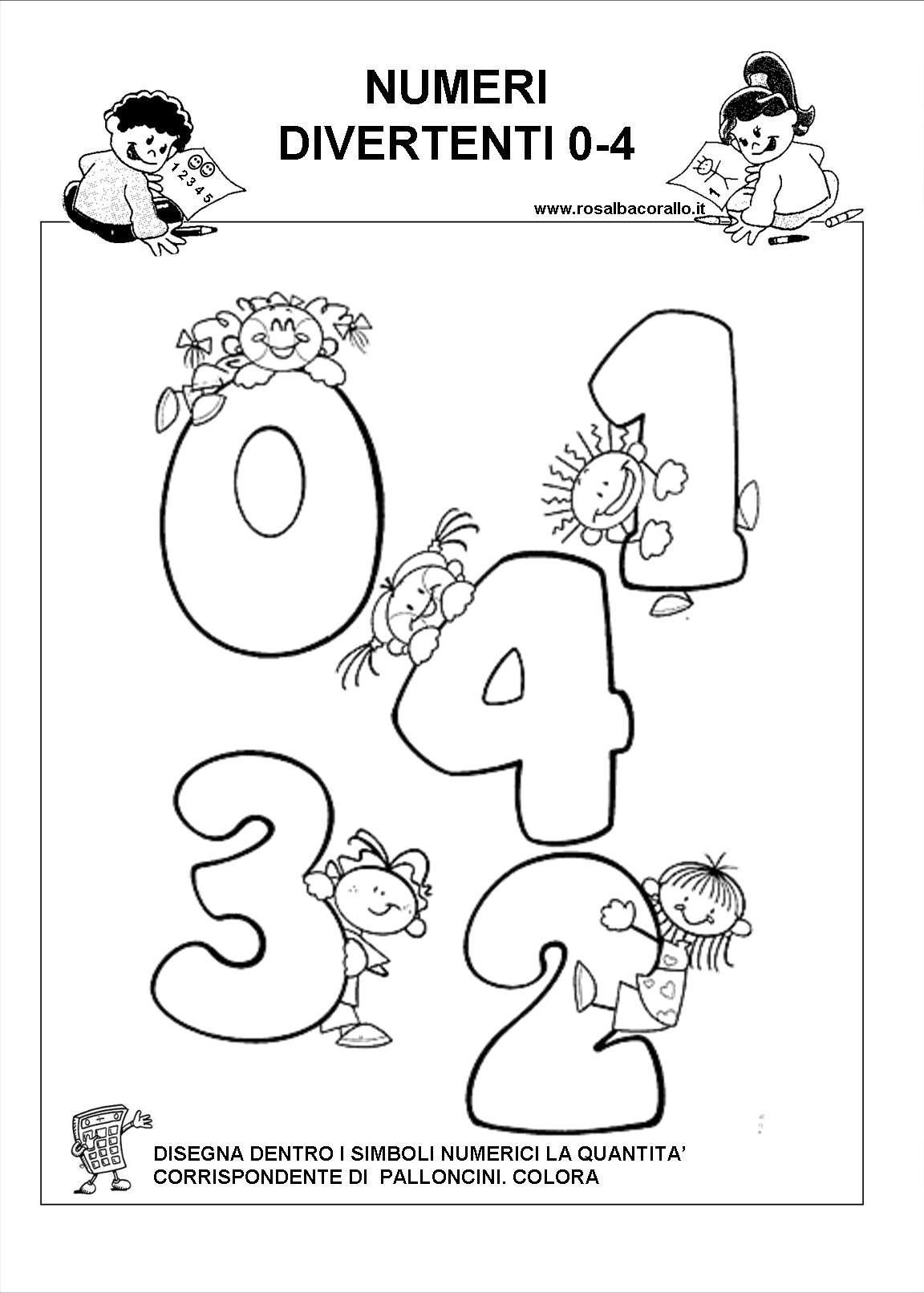 Schede precalcolo scuola infanzia pt92 pineglen for Schede didattiche scuola infanzia 3 anni