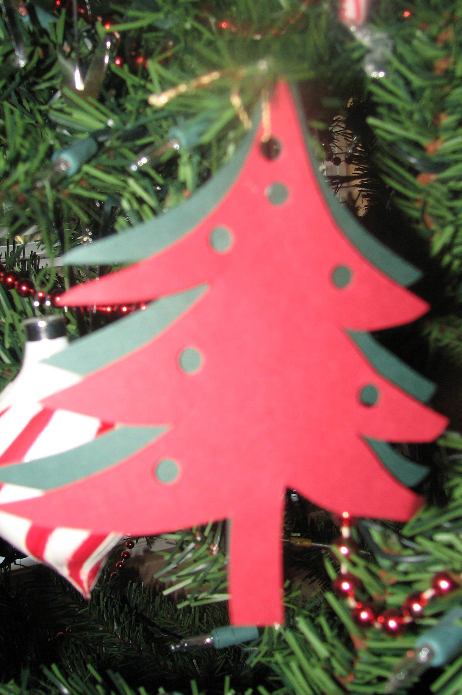 Natale lavoretti per bambini Alberi