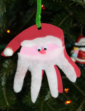 Babbo Natale Lavoretti.Natale Lavoretti Per Bambini Babbo Natale