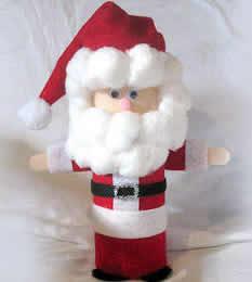 Lavoretti Di Natale Babbo Natale Campobassopellicce