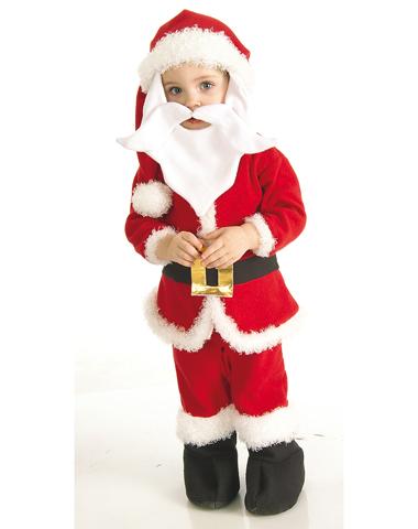Vestiti da babbo natale per bambini  04331913a95