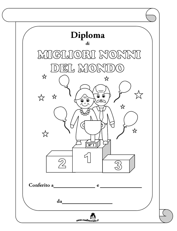 Festa Dei Nonni Diplomi