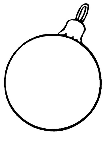 ornament printable coloring pages - photo#35