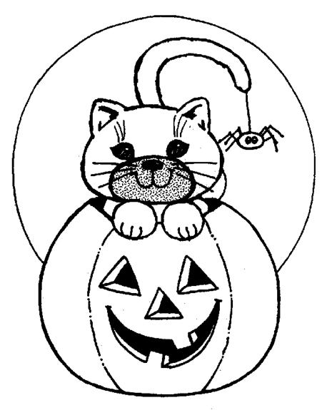 Disegni Di Halloween Facili.Halloween Disegni Per Bambini