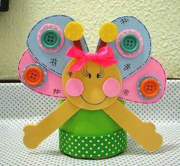Primavera lavoretti per bambini for Lavoretti di primavera