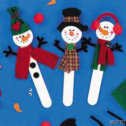 Inverno lavoretti e decorazioni per bambini - Trabajos manuales para navidad ...