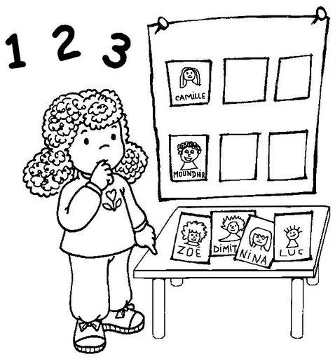 Disegni attivit scuola dell 39 infanzia - Cane da colorare le pagine libero ...