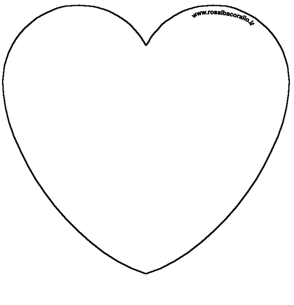 Super disegni di cuore da colorare px63 pineglen for Disegni di cuori da stampare gratis