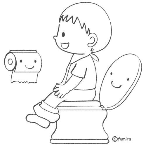 Disegni attivit scuola dell 39 infanzia - Andare spesso in bagno a fare pipi ...